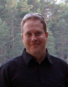 Robert Palmehed - frekvensbehandling på THC